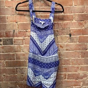 Patrons of peace Overalls NWT